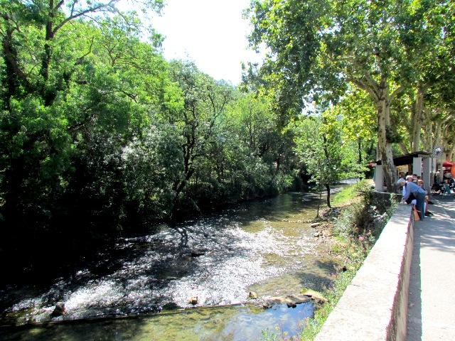 argens river