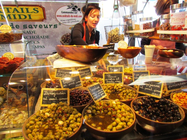 Sanary olives