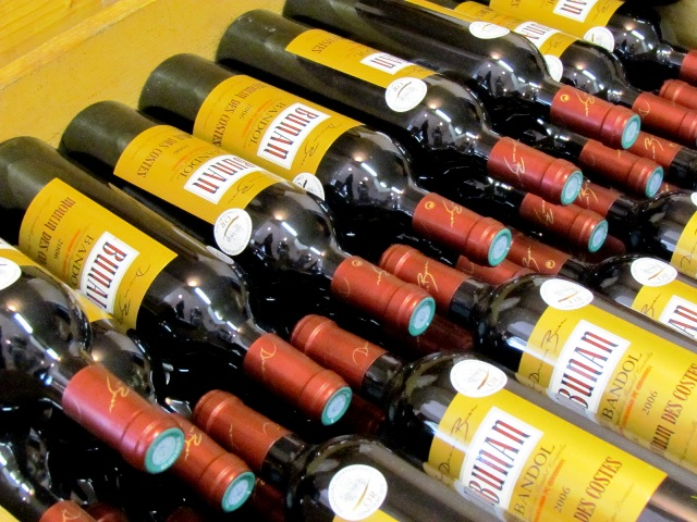 Bandol is know internationally for its excellent red wines.