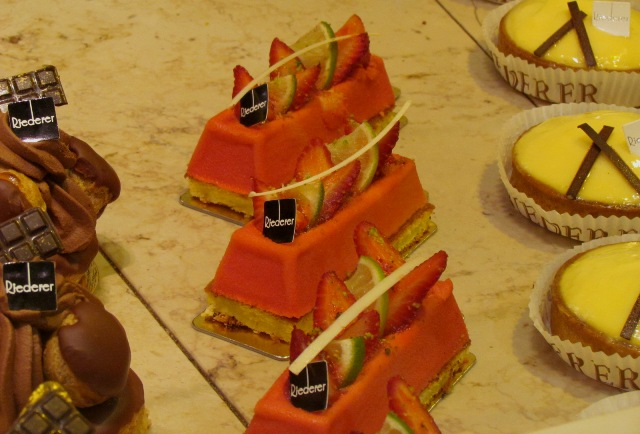 Riederer pastries