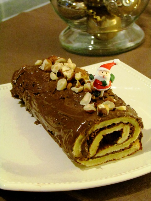 Nutella Buche Table