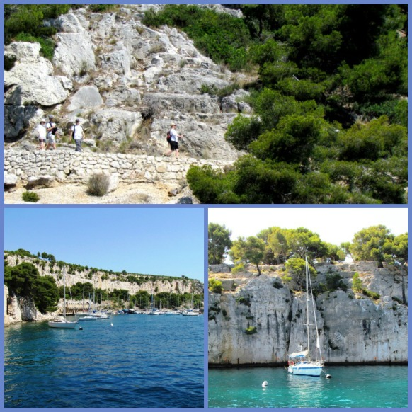 Cassis Collage