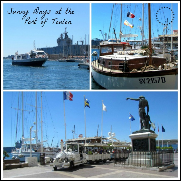 Port of Toulon Collage1