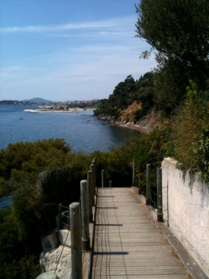 Toulon walk