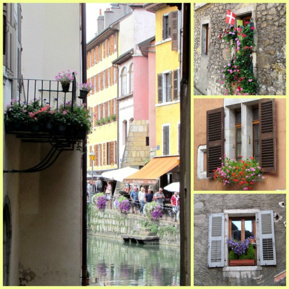 Annecy Collage