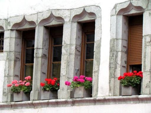 Annecy window
