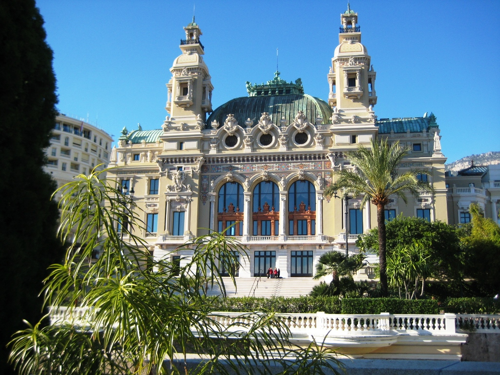 Casino Monte Carlo Kleiderordnung