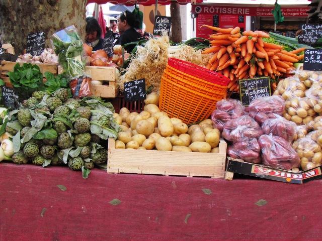 Aix market