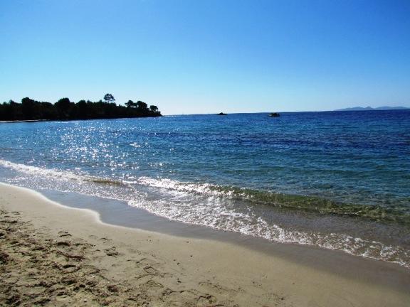 Pellegrin beach