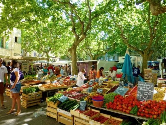Place aux Herbes market