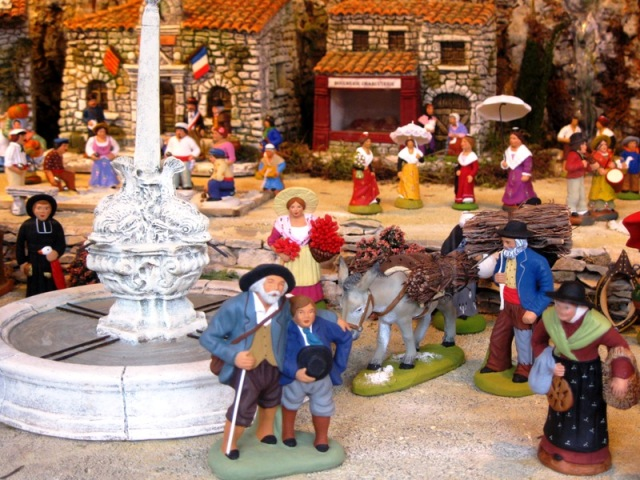 Santons of Provence