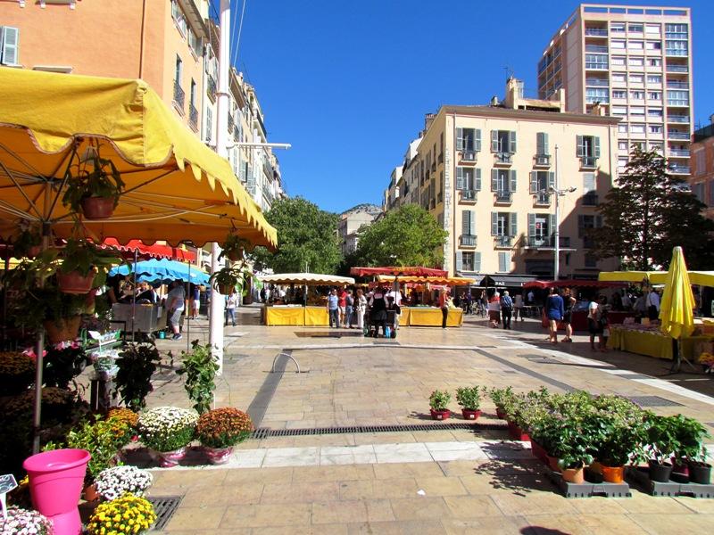 Toulon market